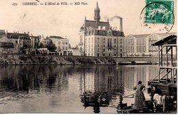 Essonne : Corbeil : Les Lavandières - Corbeil Essonnes