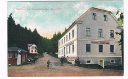 CZ-189   ALGERSDORF : Gasthaus Zur Knöpfelschenke - Repubblica Ceca