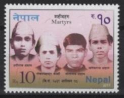 Nepal (2017)  - Set -  /  Martyrs II - Nepal