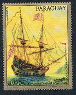 Paraguay 1432 MLH Sailing Ships 1972 (BP3102) - Paraguay
