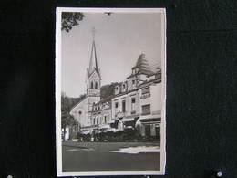 R-143 / Luxembourg - Larochette,  Place Du Marché Avec église / Circulé - Larochette