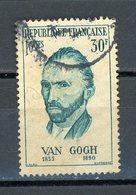 FRANCE - VAN GOGH -  N° Yt 1087 OBLITÉRATION RONDE DE ? - Gebraucht