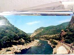 ROMANIA OLTUL LA CALIMANESTI FERROVIA RAILWAY VB1967 HB8425 - Romania