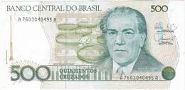 Brasil - Brazil 500 Cruzados 1988 Pk 212 D Ref 10 - Brasil
