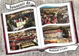 43-MONISTROL-SUR-LOIRE- MULTIVUES - Monistrol Sur Loire