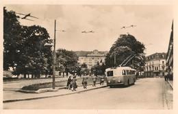 Trolley  Trolleybus VETRA à Jihlava - Bus & Autocars