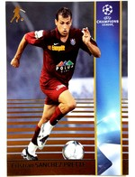 Cristian Sanchez Prette (Argentina) Team CFR Cluj (ROU) - Official Trading Card Champions League 2008-2009, Panini Italy - Singles (Simples)