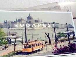 UNGHERIA Hungary BUDAPEST  TRAM N2018 HB8428 - Ungheria
