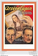 A194/593 ARSENE LUPIN - Affiche Film - John Barrymore - Lionel Barrymore - Cinema