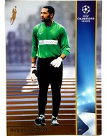 Robinson Zapata (Col) Team Steaua (ROU) - Official Trading Card Champions League 2008-2009, Panini Italy - Singles