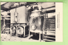 PONTARLIER - Maison PERNOD Fils - Groupe D'appareils De Distillation - Absinthe - TBE - 2 Scans - Pontarlier