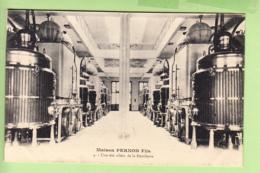 PONTARLIER - Maison PERNOD Fils - Une Des Allées De La Distillerie - Absinthe - TBE - 2 Scans - Pontarlier