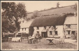 Lorna Doone Farm, Malmesmead, Devon, C.1940s - Photochrom Postcard - England