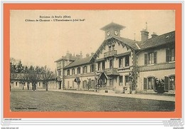 A536 / 161  60 - Env SENLIS Château De Chamant Entrainement - France