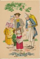 Illustrateur E. Naudy, Les Petits Métiers Au XVIII° : Le Marchand De Coco (1946). Barré & J. Dayez, 1359 S, 2 Scans - Naudy