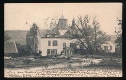 OTTIGNIES   CHATEAU - Ottignies-Louvain-la-Neuve