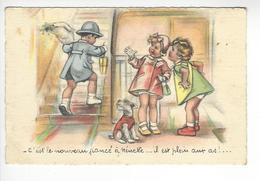 GERMAINE BOURET FIANCE A NENETTE PLEIN AUX AS /FREE SHIPPING R - Bouret, Germaine