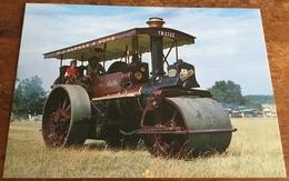 Burrell Engine No. 3305.  Nominal H.P.6. Built 1910 - Postcards