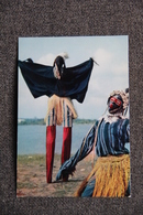 Masques Africains : NZEREKORE - Guinée Equatoriale
