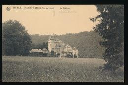 HAMOIR LASSUS   LE CHATEAU - Hamoir