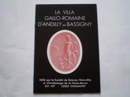 La Villa Gallo Romaine De Andilly En Bassigny, Haute Marne - Champagne - Ardenne