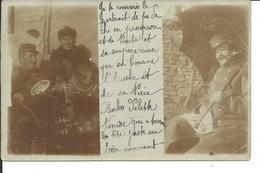 """Marans-Curieuse Carte Photo Montage Envoyée à""""la Momette Noire Du Bateau N7 - France"""