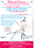 PUIG ROSADO - Theâtre Risorius à Moiry - Panique Au Cirque Tour Magie Singe Crocodile Scie - CPM 10.5x15 TBE 2002 - Illustrators & Photographers