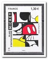 Frankrijk 2018, Postfris MNH, Mickey Mouse - Disney