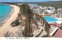 ST-MAARTEN - West Indies - La Samanna Hotel - Saint-Martin - Air Mail - Saint-Martin