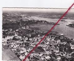 CP 56 - LA TRINITE SUR MER   -  Vue Aérienne De La Ville - La Trinite Sur Mer