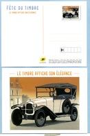 2019 Carte Postale De La Fête Du Timbre - Postal Stamped Stationery