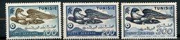 Tunisie, Yvert PA13/15, ScottC14/16, MNH - Luchtpost
