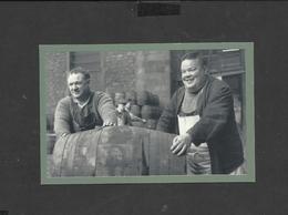 Nostalgia Postcard   Moving Beer Barrels Edinburgh  1954 - Midlothian/ Edinburgh