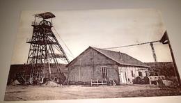 NOYANT D'ALLIER 03  Puits De L'Epinard Société Chatillon Commentry Charbonnage Mines Mineurs - France