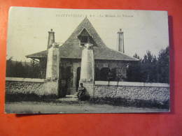 CPA - ITTEVILLE - LA MAISON DU SILENCE - Andere Gemeenten