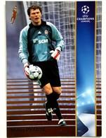 Andriy Pyatov (UKR) Team Shakhtar Donetsk (UKR) - Official Trading Card Champions League 2008-2009, Panini Italy - Singles (Simples)