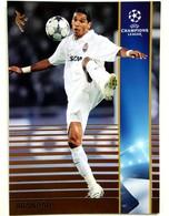 Brandao (BRA) Team Shakhtar Donetsk (UKR) - Official Trading Card Champions League 2008-2009, Panini Italy - Singles