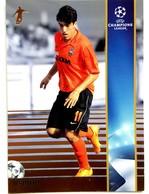 Ilsinho (BRA) Team Shakhtar Donetsk (UKR) - Official Trading Card Champions League 2008-2009, Panini Italy - Singles