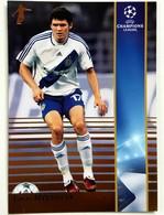 Taras Mykhalyk (UKR) Team Dynamo Kiev (UKR) - Official Trading Card Champions League 2008-2009, Panini Italy - Singles (Simples)