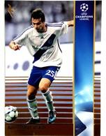 Artem Milevskiy (BLR) Team Dynamo Kiev (UKR) - Official Trading Card Champions League 2008-2009, Panini Italy - Singles (Simples)