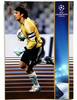 Olexandr Shovkovskiy (UKR) Team Dynamo Kiev (UKR) - Official Trading Card Champions League 2008-2009, Panini Italy - Singles (Simples)