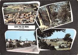 43-SAINT-PAL-DE-MONS - MULTIVUES - Saint Didier En Velay