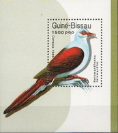 Bissau Guinea MNH SS - Columbiformes