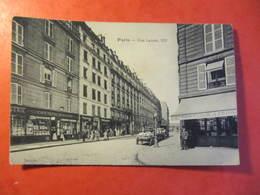 CPA -  PARIS XII° - RUE LACUEE - Arrondissement: 12