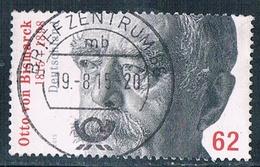 2015 200. Geburtstag Von Otto Von Bismarck - [7] République Fédérale