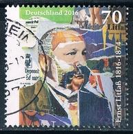 2016  200. Geburtstag Von Ernst Litfaß - [7] République Fédérale