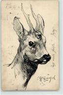 52675636 - Tierpark Hellabrunn H. Von Zuegel Rehbock - Animals