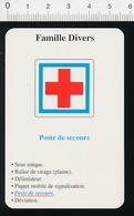 Poste De Secours ( Croix Rouge )  // IM 51/15 - Vieux Papiers