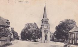 76-LIMÉSY- L'ÉGLISE - Autres Communes