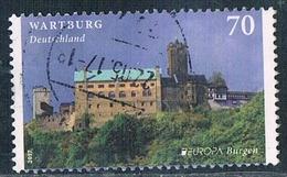 2017  Wartburg  (Europamarke)  Gezähnt - [7] République Fédérale
